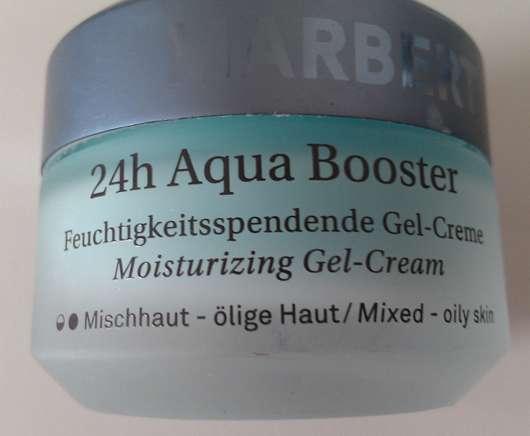 <strong>MARBERT</strong> 24h Aqua Booster Feuchtigkeitsspendende Gel-Creme (Mischhaut - ölige Haut)