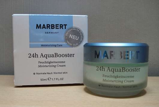 <strong>MARBERT</strong> 24h Aqua Booster Feuchtigkeitscreme (Normale Haut)