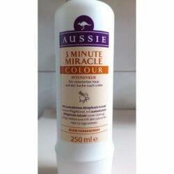 Produktbild zu Aussie 3 Minute Miracle Colour Intensivkur