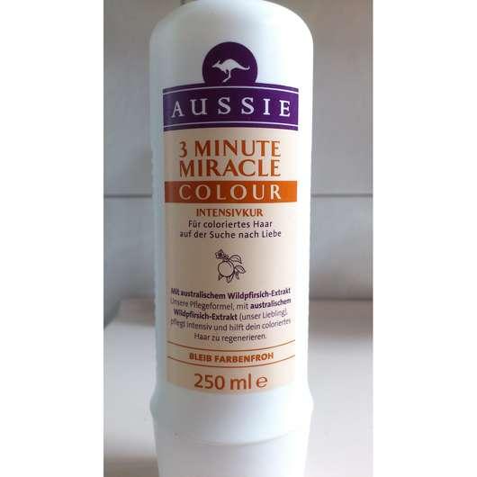 Aussie 3 Minute Miracle Colour Intensivkur