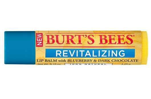 Burt's Bees® Lipbalm mit Schokolade und Blaubeer