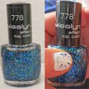 Misslyn effect top coat, Farbe: 778 Atlantis