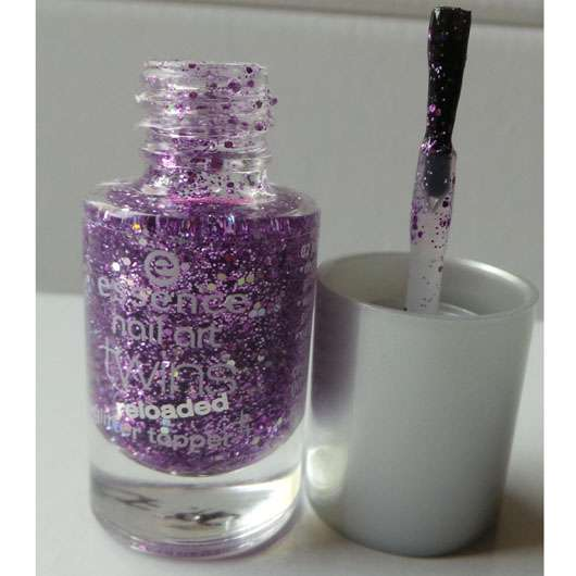 <strong>essence nail art</strong> twins glitter topper - Farbe: 02 julia