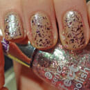 essence effect nail polish, Farbe: 03 glitz & glam