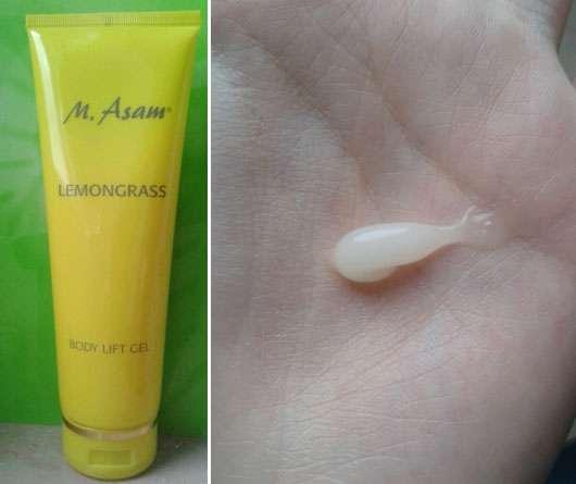 M. Asam Lemongrass Body Lift Gel