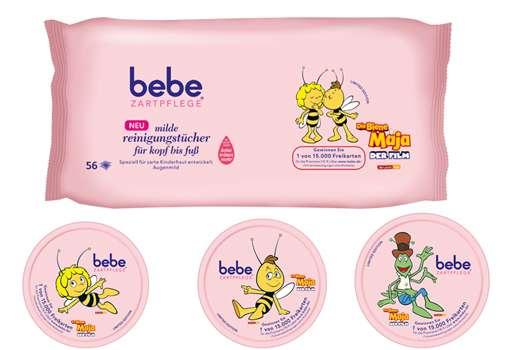 "bebe Zartpflege® Limited Edition ""Biene Maja"""