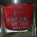p2 color victim nail polish, Farbe: 650 fever