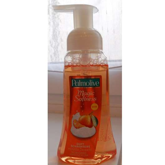 <strong>Palmolive</strong> Magic Softness Duft Schaumseife Mandarine