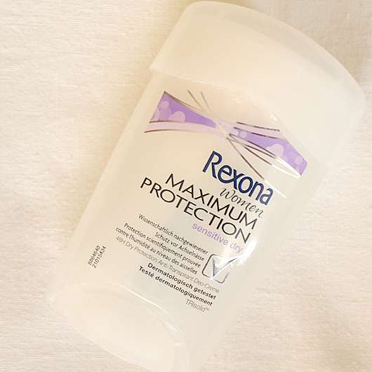 "<strong>Rexona Women</strong> Maximum Protection ""Sensitive Dry"" 48h Dry Protection Anti-Transpirant Deo-Creme"