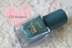 Produktbild zu p2 cosmetics sand style polish – Farbe: 120 dreamy