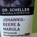 Dr. Scheller Johannisbeere & Marula Erfrischende  Feuchtigkeitspflege Nacht