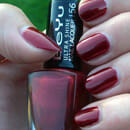 BeYu Ultra Shine Nail Lacquer, Farbe: 156 Red Brilliance