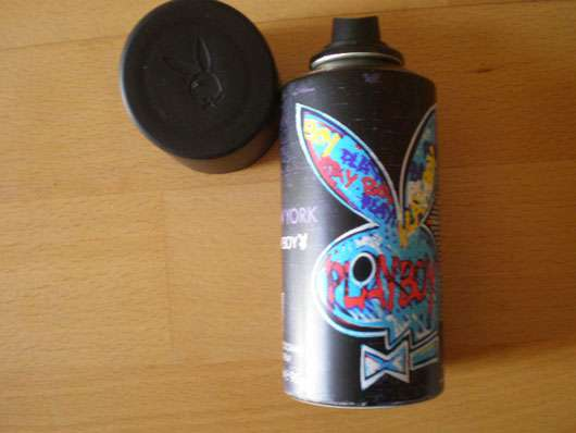 <strong>Playboy</strong> New York Playboy Deodorant Body Spray