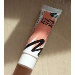 Produktbild zu MANHATTAN Retro Glam Liquid Blush – Farbe: 02 Cheeky Charming (LE)