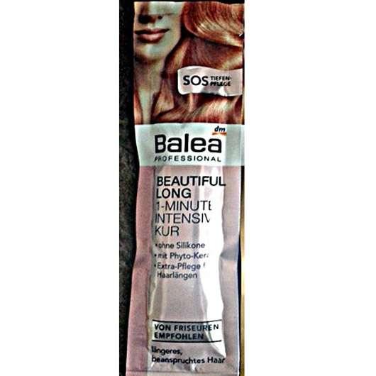 <strong>Balea Professional</strong> Beautiful Long 1-Minute Intensivkur