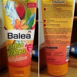 Produktbild zu Balea Mango Mambo Bodylotion (LE)