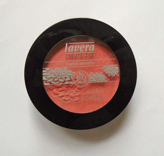 lavera Trend sensitiv So Fresh Mineral Rouge Powder, Farbe: 05 Charming Rose