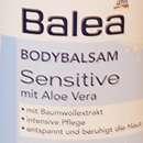 Balea Bodybalsam Sensitive mit Aloe Vera (empfindliche Haut)