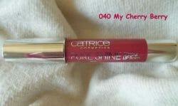 Produktbild zu Catrice Pure Shine Colour Lip Balm – Farbe: 040 My Cherry Berry