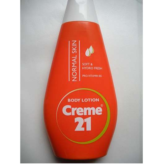 Creme 21 Body Lotion (Normal Skin)