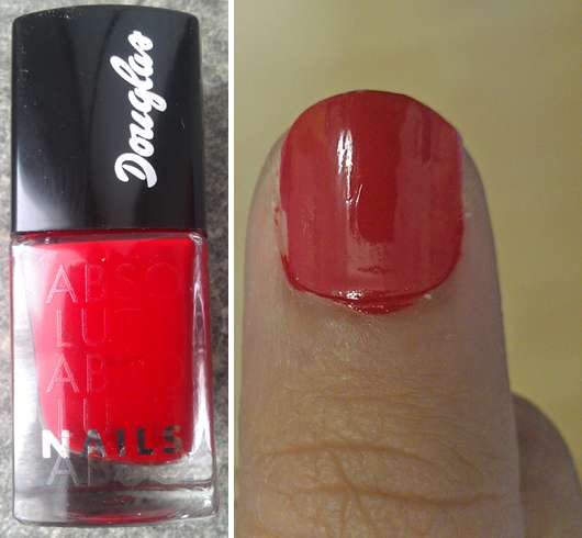 <strong>Absolute Douglas</strong> Absolute Nails Nagellack - Farbe: 02 Anna