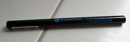 essence eyeliner pen waterproof, Farbe: 01 deep black