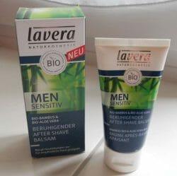 Produktbild zu lavera Men Sensitiv Beruhigender After Shave Balsam
