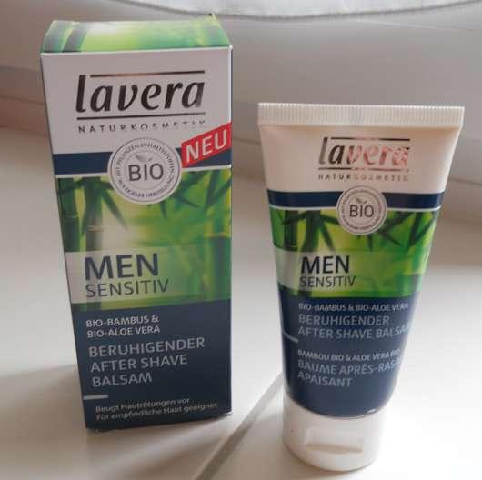 <strong>lavera Men Sensitiv</strong> Beruhigender After Shave Balsam