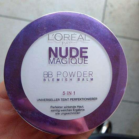 L'Oréal Paris Nude Magique BB Powder 5in1, Farbe: Heller Hauttyp