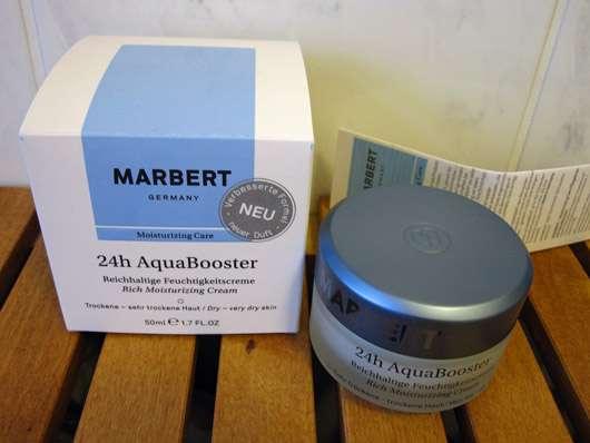 <strong>MARBERT</strong> AquaBooster Reichhaltige Feuchtigkeitscreme (für trockene - sehr trockene Haut)