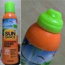 SunDance Transparentes Sonnenspray SPF 20