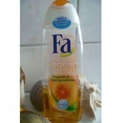 Produktbild zu Fa Vitamin & Power Vitamin B + Honigmelone Duschgel