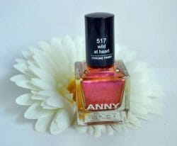 Produktbild zu ANNY Cosmetics Nagellack – Farbe: 517 Wild at heart (LE)