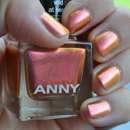 ANNY Nail Polish, Farbe: 517 wild at heart (Golden Roller Girls LE)
