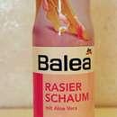 Balea Rasierschaum mit Aloe Vera (für empfindliche Haut)