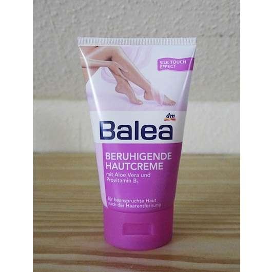 Balea Beruhigende Hautcreme (mit Aloe Vera und Provitamin B5)