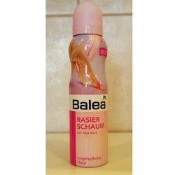 Produktbild zu Balea Rasierschaum mit Aloe Vera (für empfindliche Haut)