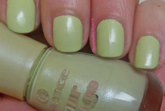 essence colour & go nail polish, Farbe: 178 hello spring!
