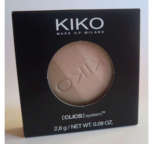 KIKO Infinity Trio Eyeshadow, Farbe: 01 Gradation Beige (LE)