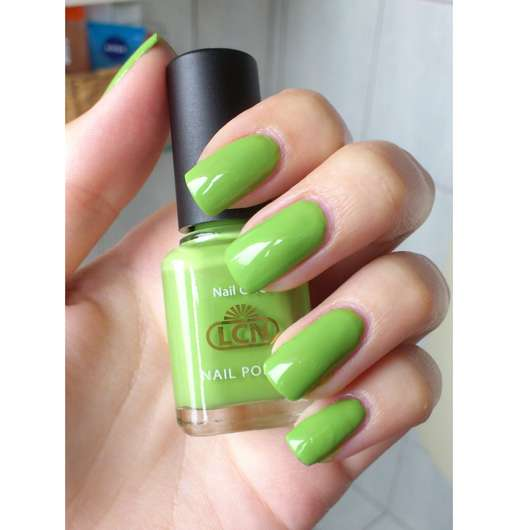 LCN Nail Polish, Farbe: fanappleistic (LE)
