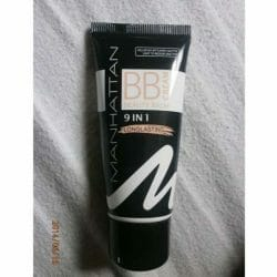Produktbild zu MANHATTAN BB Cream 9in1 – Farbe: 1