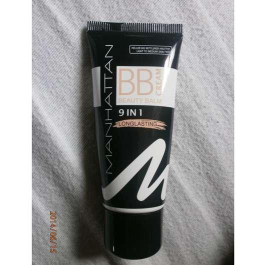 MANHATTAN BB Cream 9in1, Farbe: 1