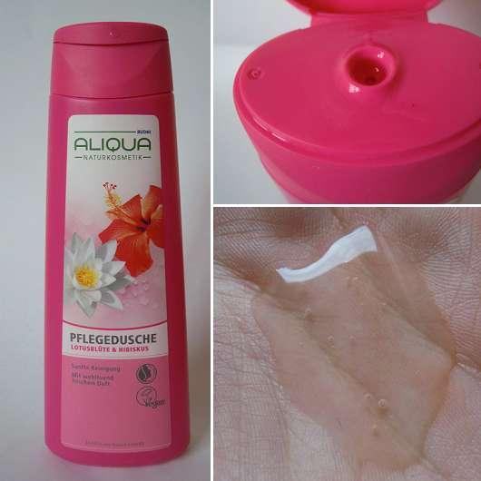 Aliqua Pflegedusche Lotusblüte & Hibsikus