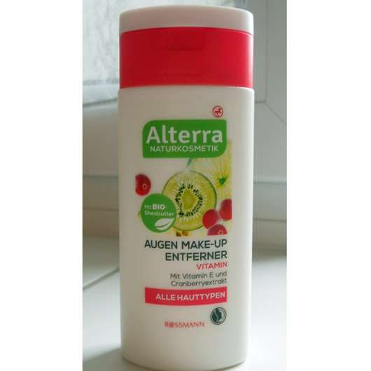 Alterra Augen Make-up Entferner Vitamin