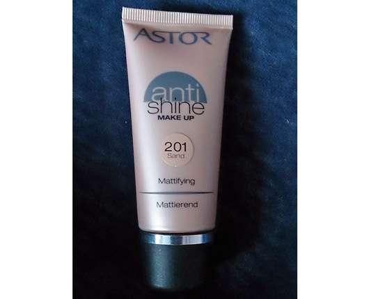Astor Anti Shine Make-up, Farbe: 201 Sand