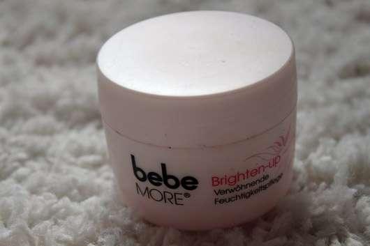 bebe More Brighten-Up – Verwöhnende Feuchtigkeitspflege