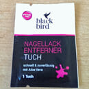 Blackbird Nagellack Entfernertücher (acetonfrei)
