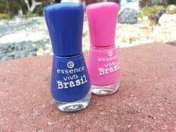 Produktbild zu essence viva brasil nail polish – Farbe: 04 cool azul (LE)