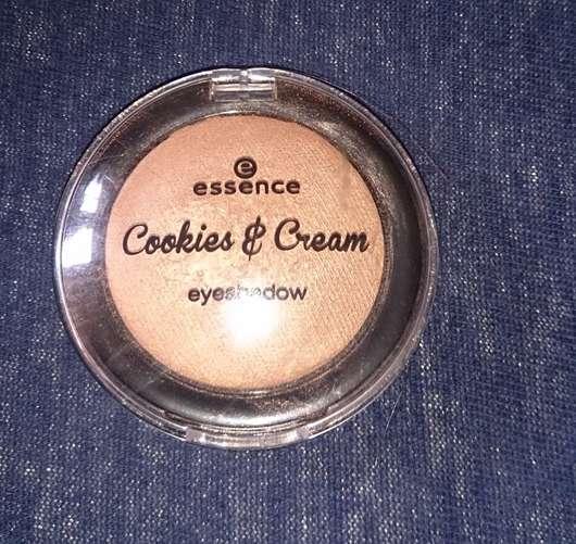 essence cookies & cream eyeshadow, Farbe: 01 so hot donut! (LE)