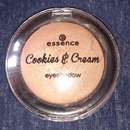 essence cookies & cream eyeshadow, Farbe: 01 so hot donut! (LE)